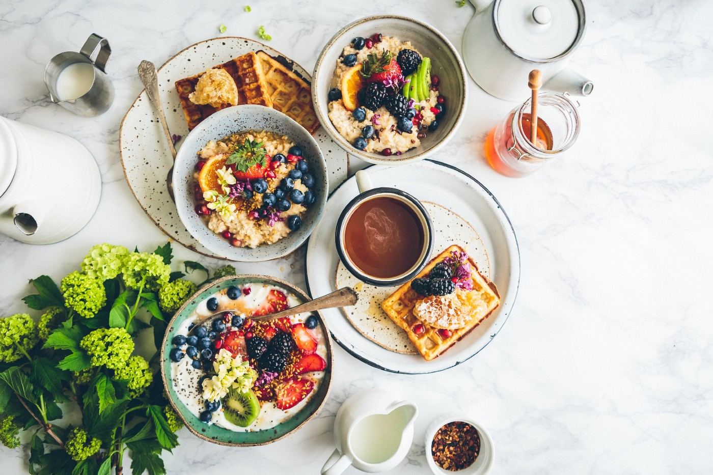 Strengthening the community with brunch