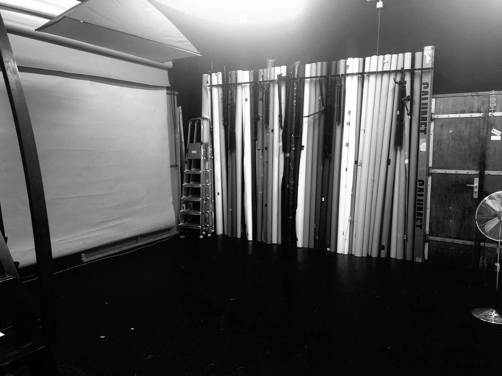 shooting or workshop space