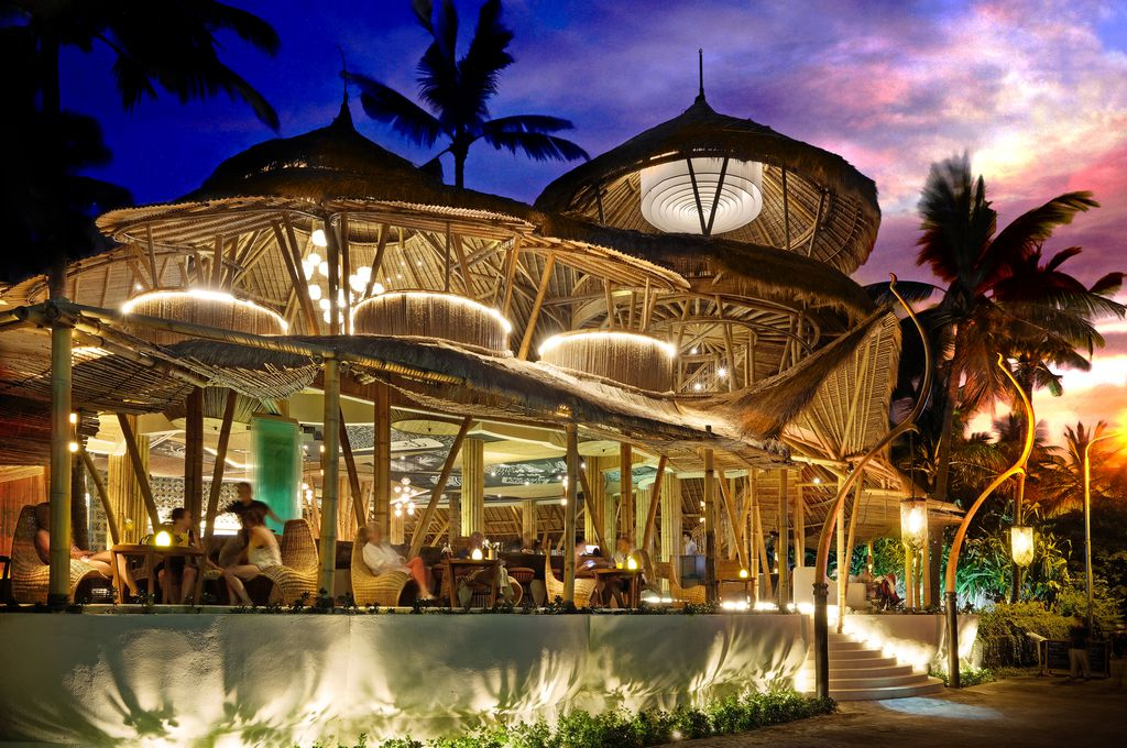 Azul Beach Club Exterior