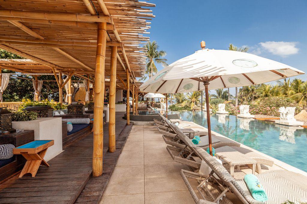 Azul Beach Club - Pool Area