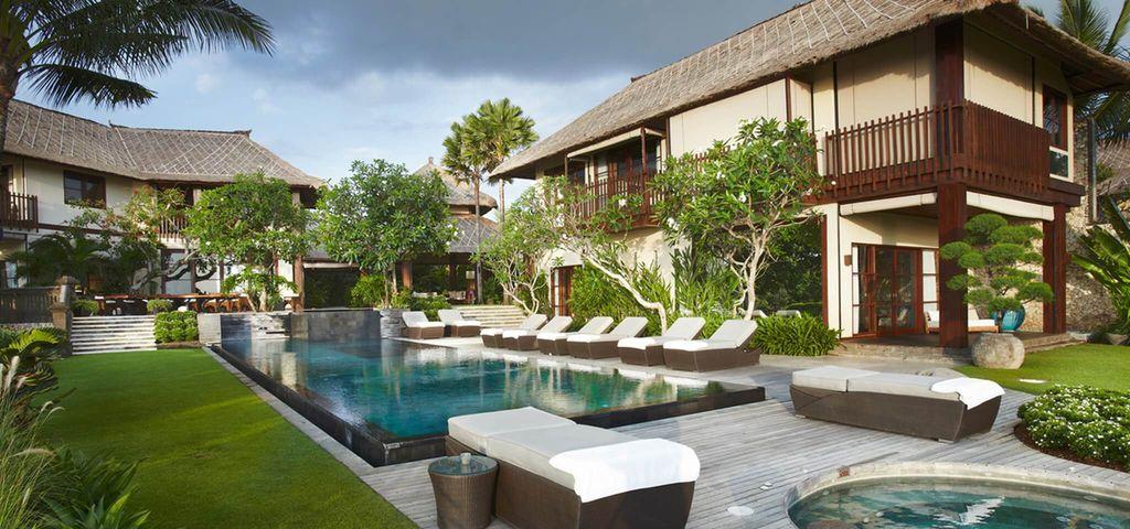 Exterior of Villa Ambra - Pantai Lima Estate