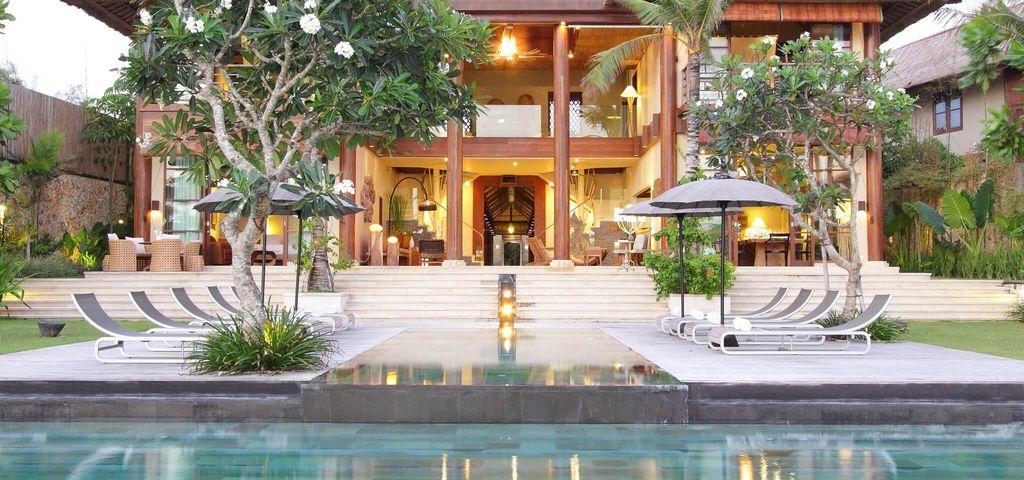 Exterior of Villa Melissa - Pantai Lima Estate