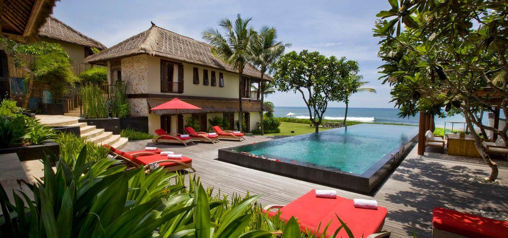 Exterior of Villa SOS - Pantai Lima Estate