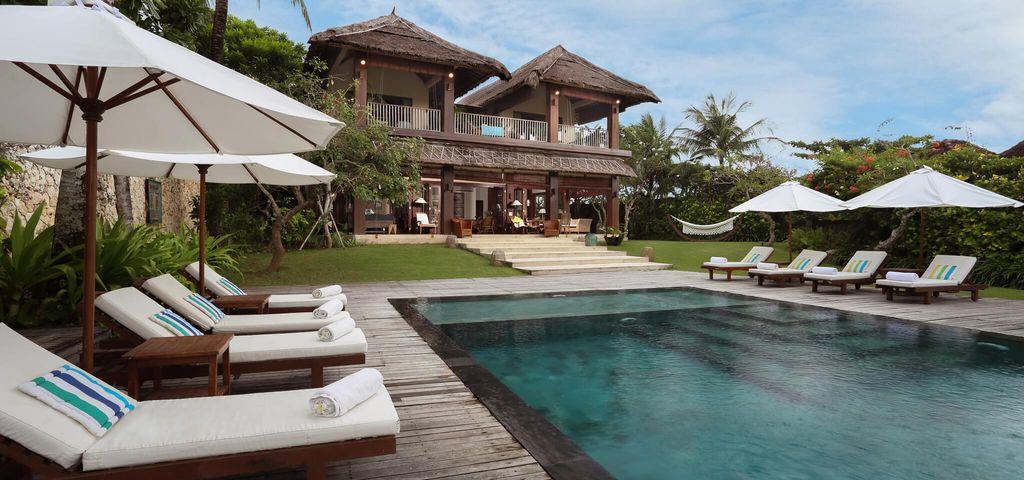 Exterior of Villa Waringin - Pantai Lima Estate