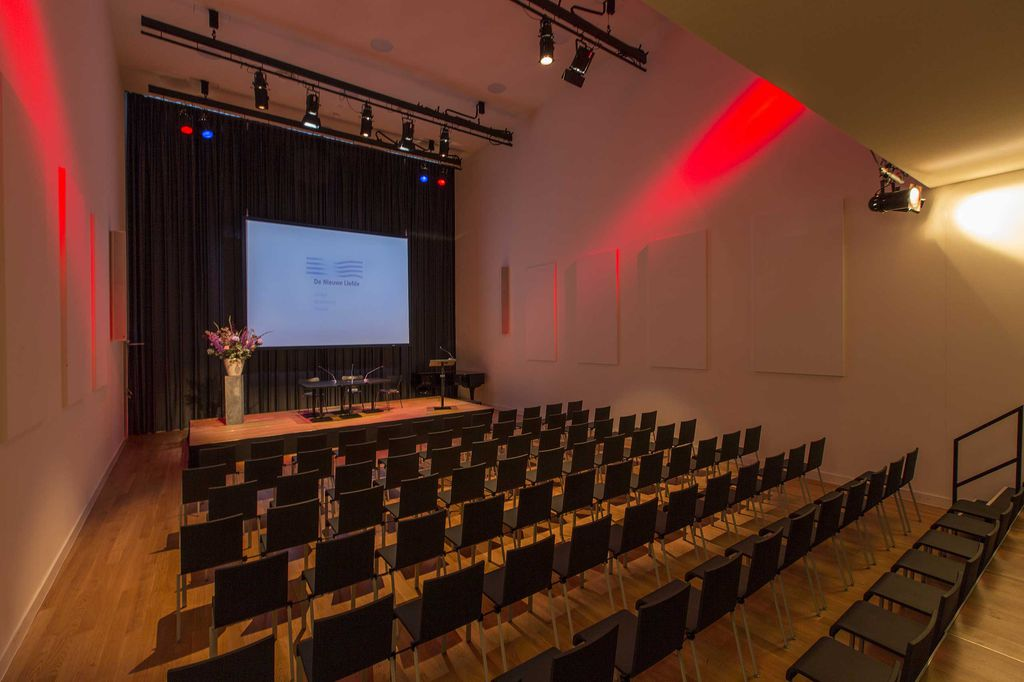 De Nieuwe Liefde - Grote zaal - Theateropstelling