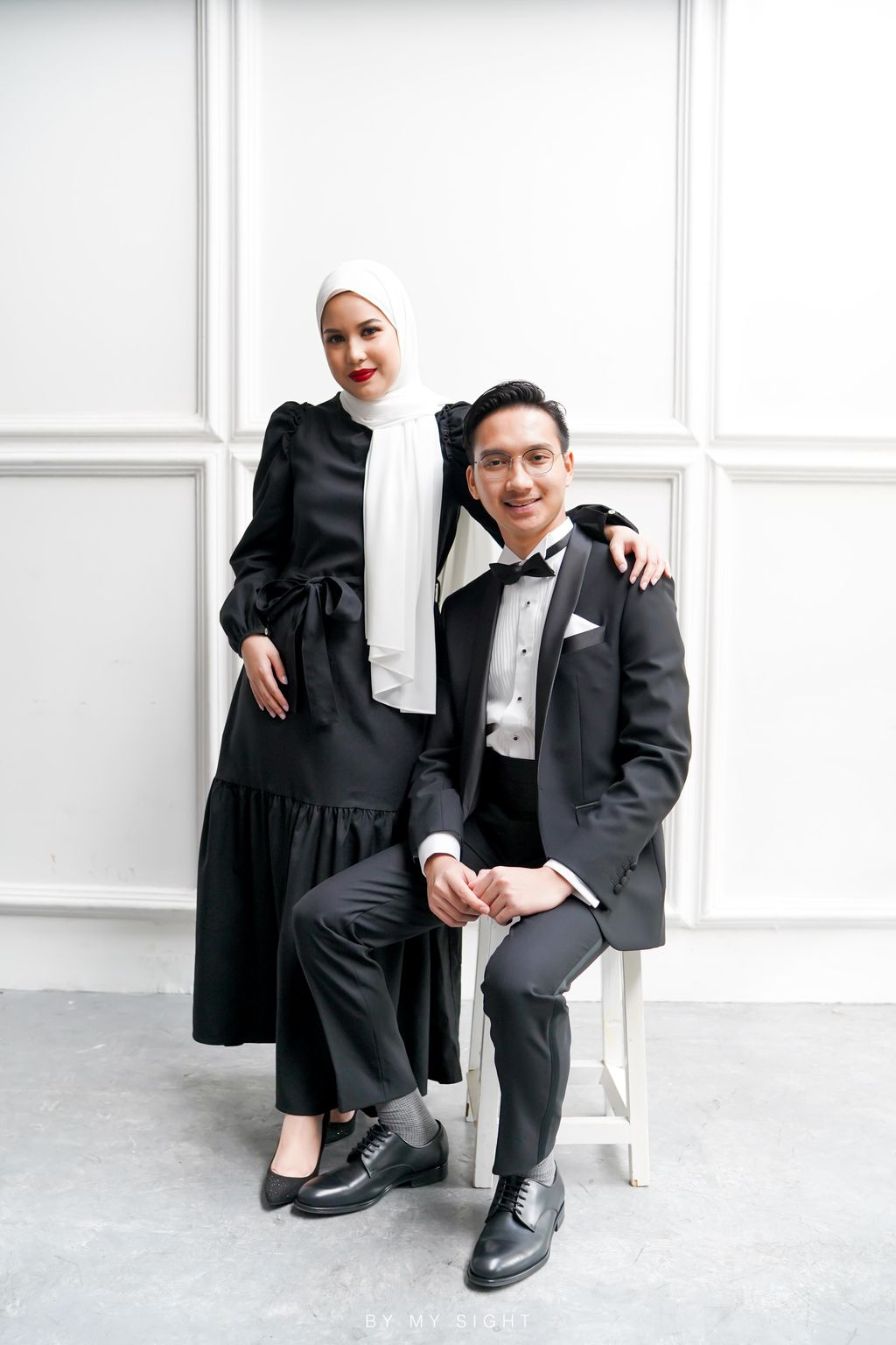 Prewedding of Nabila & Ibrahim