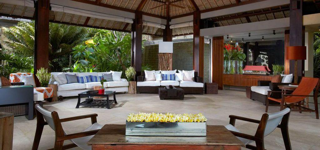 Living Room of Villa Ambra - Pantai Lima Estate
