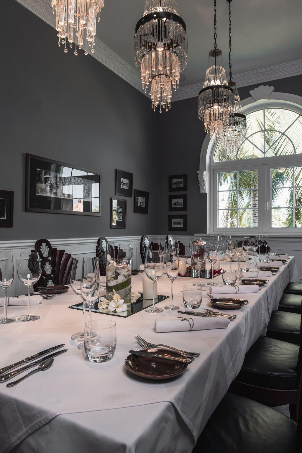Restaurant (Private Dining)