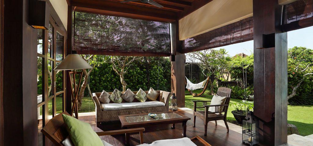 Pavilion of Villa Waringin - Pantai Lima Estate