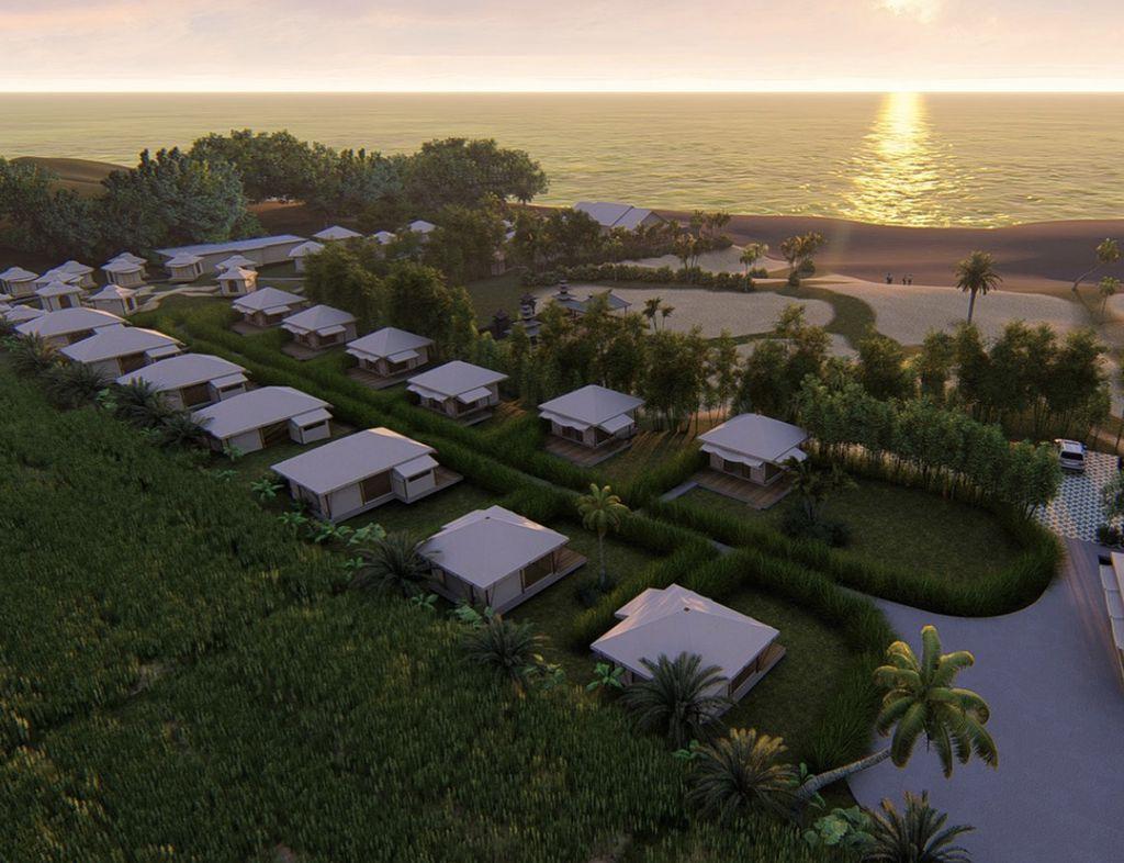 Bali Beach Glamping Resort