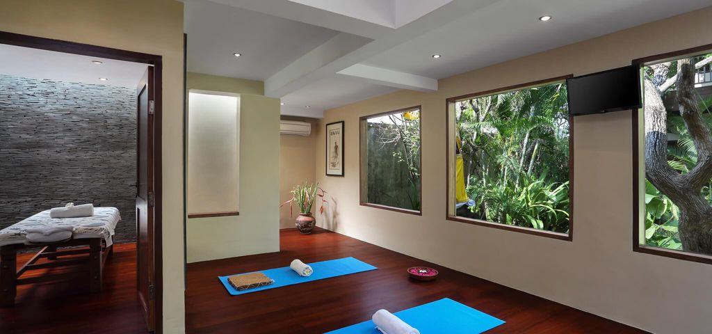 Yoga Pavilion of Villa Waringin - Pantai Lima Estate