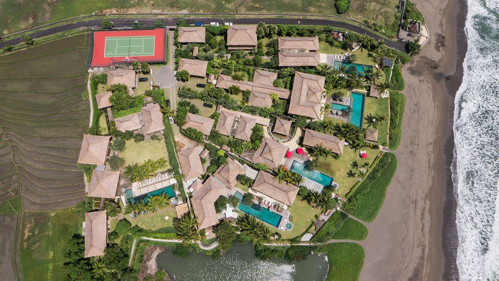 Pantai Lima Estate birdview