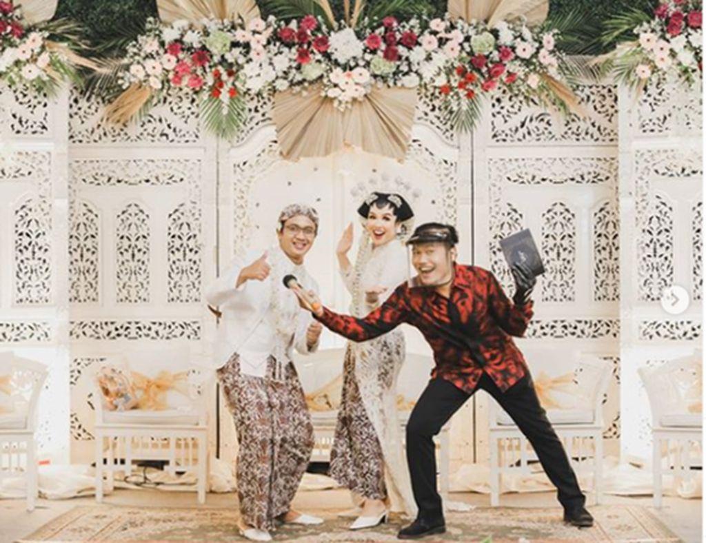 MC Akad Nikah Deka dan Aini at Jakarta