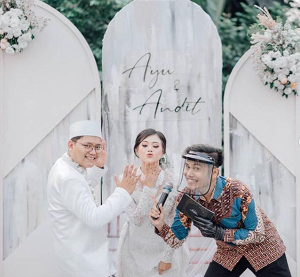 MC Akad Nikah & Wedding at Bintaro, Tangerang Selatan
