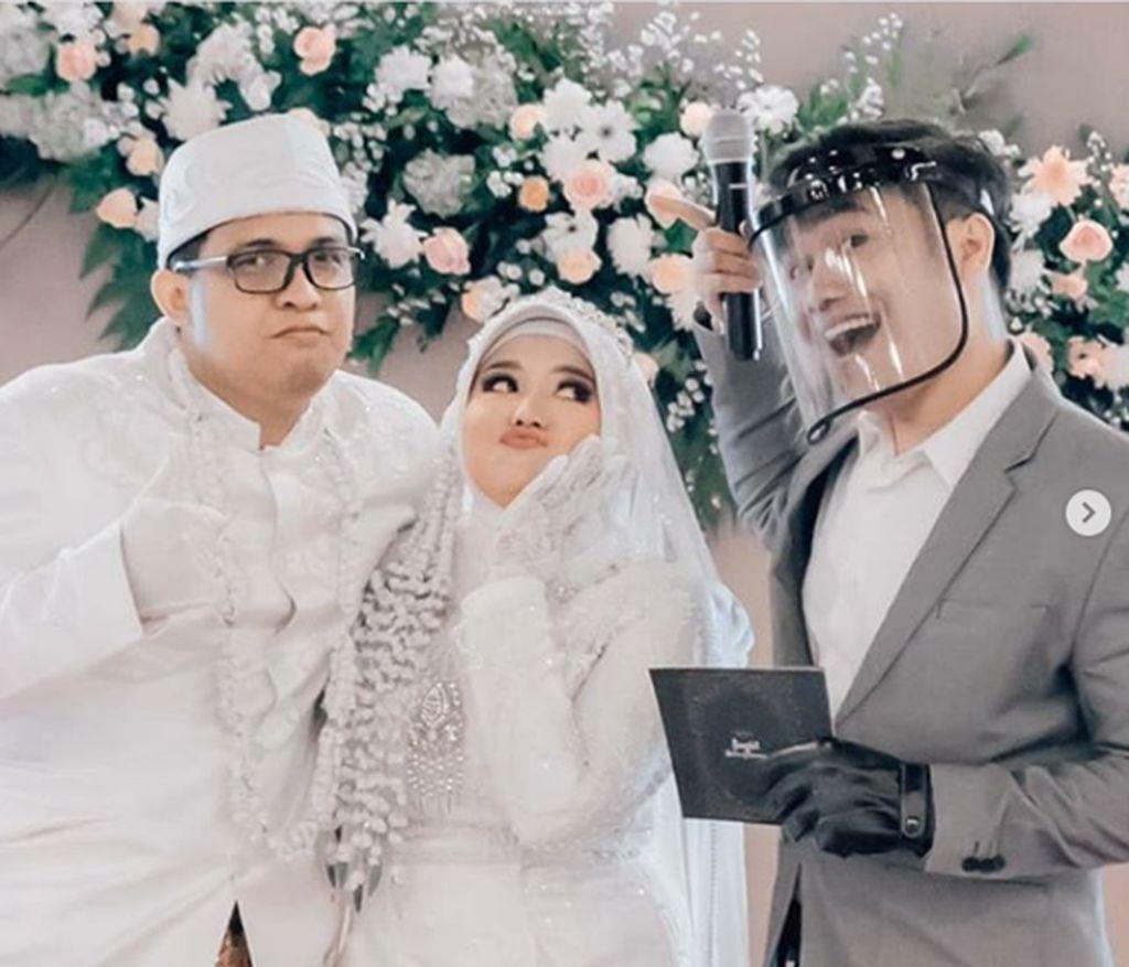 MC Akad Nikah Lea & Ibrahim at Aston Hotel TB Simatupang Jakarta