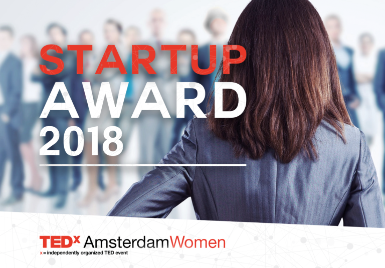 T-Minus Two Days Until The TEDx Amsterdam Women Conference!