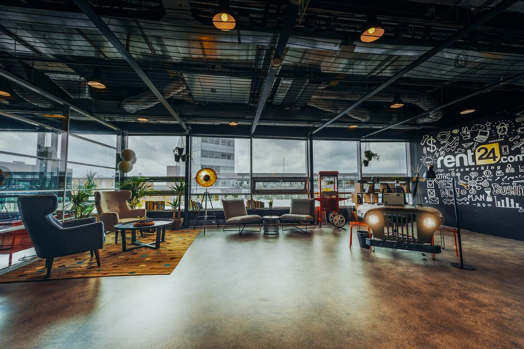 Rent24 event space | The Infinite