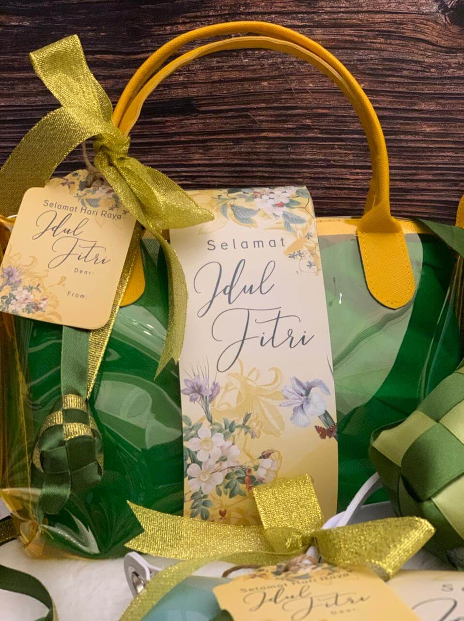 Kenchic Lebaran Hampers