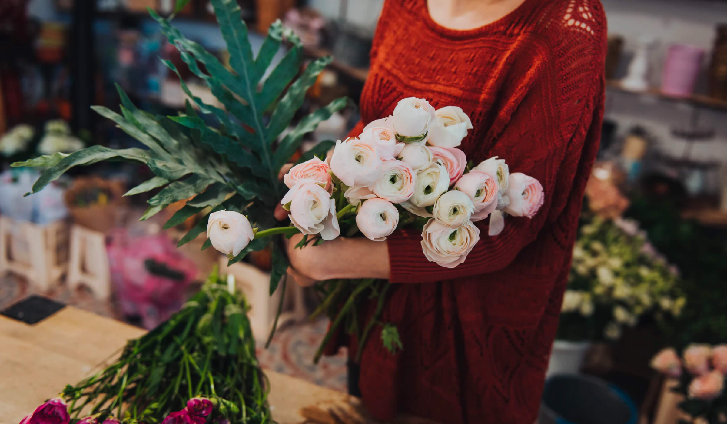 Find and Book Florists on Venopi